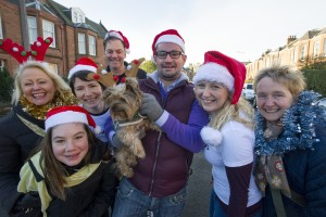 tackling loneliness in Scotland Christmassy pic