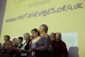 Vintage chorus 5