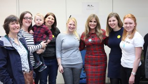 Tackling loneliness - Vintage vibes launches with fab volunteers