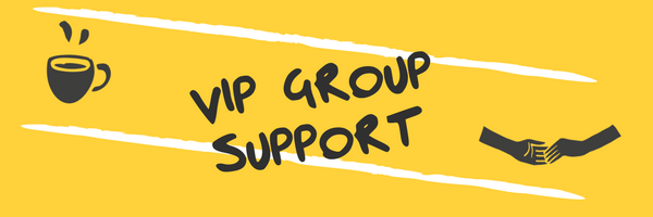 VIP GROUP SUPPORT