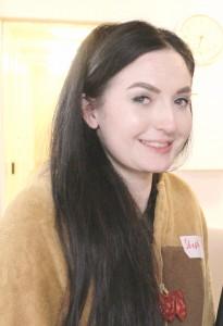 Stephanie Wilks Vintage Vibes Volunteer