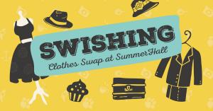 Swishing Event Edinburgh