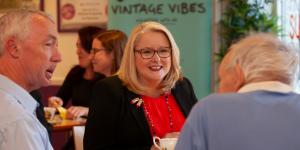 Christine McKelvie MSP Vintage Vibes