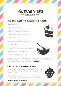 #NationalBakingWeek Vintage Vibes Cake Quiz4