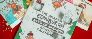 Vintage Vibes Acts of Kindness Advent Calendar