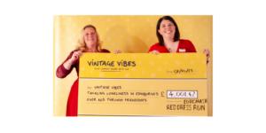 Vintage Vibes Red Dress Run Amount Raised