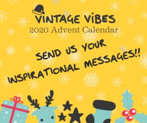 Vintage Vibes Advent Calendar 2020 - FB