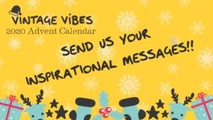 Vintage Vibes Advent Calendar 2020 - TW