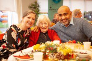 Halina Befriending Week image from Christmas event