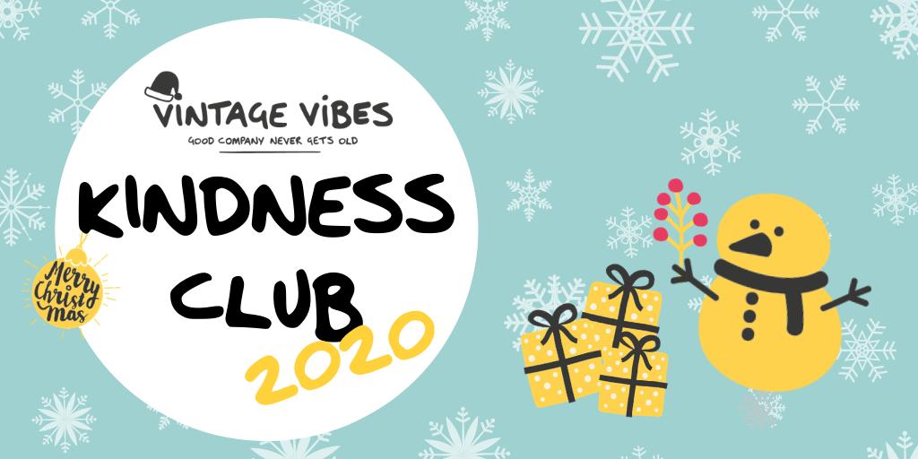 #VVKindnessClub 2020 Graphic