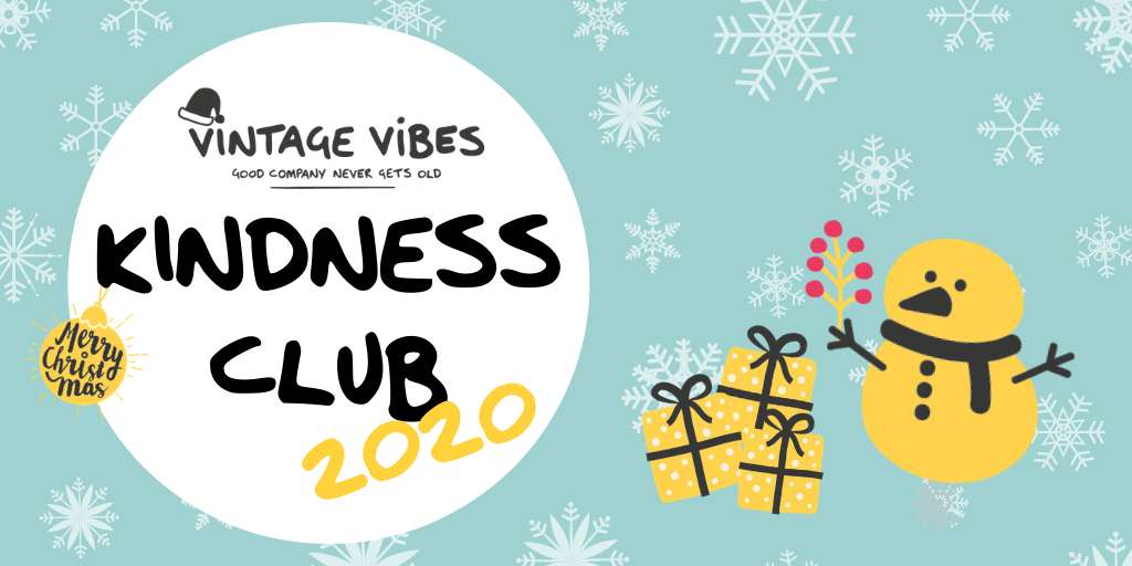 VV Kindness Club 2020 Graphic